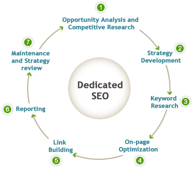 Dedicated SEO