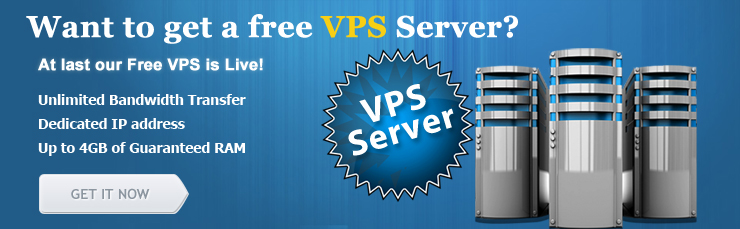 Free VPS Server
